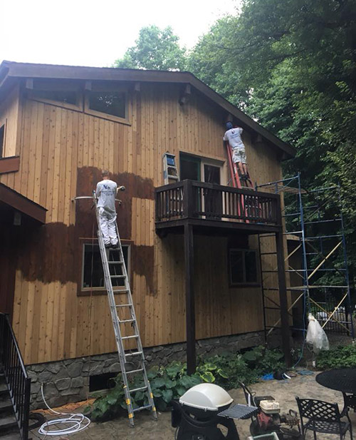 Swell Exterior Residential Painting Ville Painters Lancaster Pa Download Free Architecture Designs Ferenbritishbridgeorg